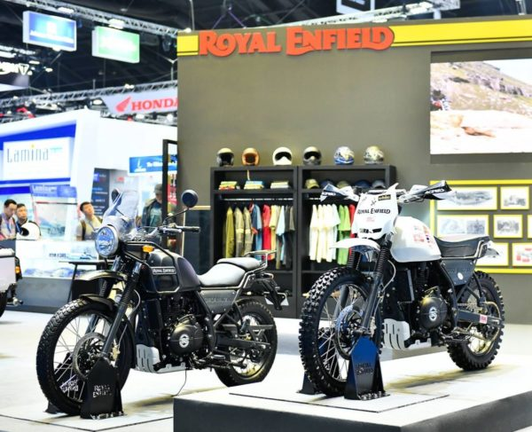 Custom Royal Enfield Himalayan Scrambler Showcased At 2018 Bangkok International Motor Show (1)