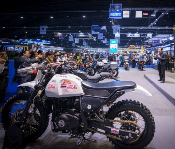 Custom Royal Enfield Himalayan Scrambler Showcased At 2018 Bangkok International Motor Show (3)