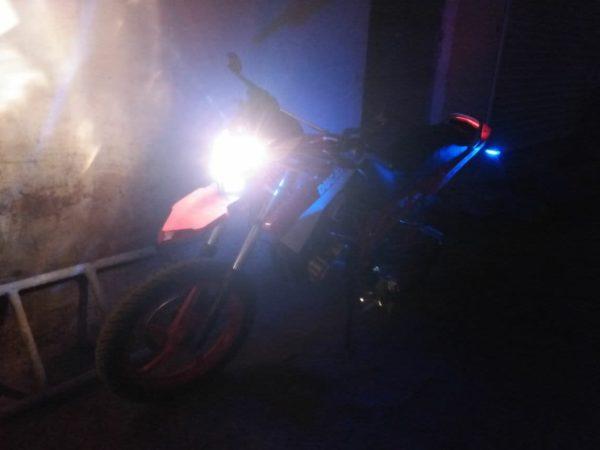 Ducati Hypermotard Inspired Custom Motorcycle (3)