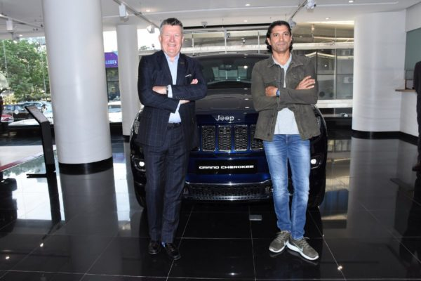 Farhan Akhtar gets a Jeep Grand Cherokee