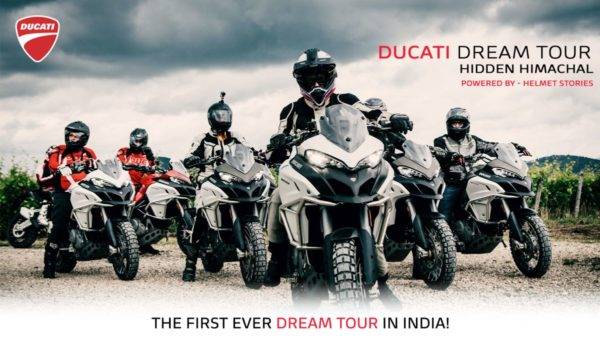 First In India – Ducati Dream Tour Hidden Himachal (1)