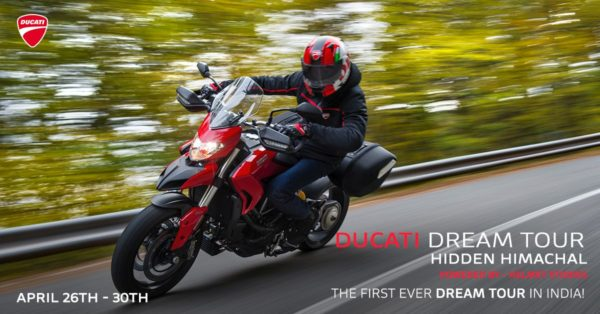 First In India – Ducati Dream Tour Hidden Himachal (2)
