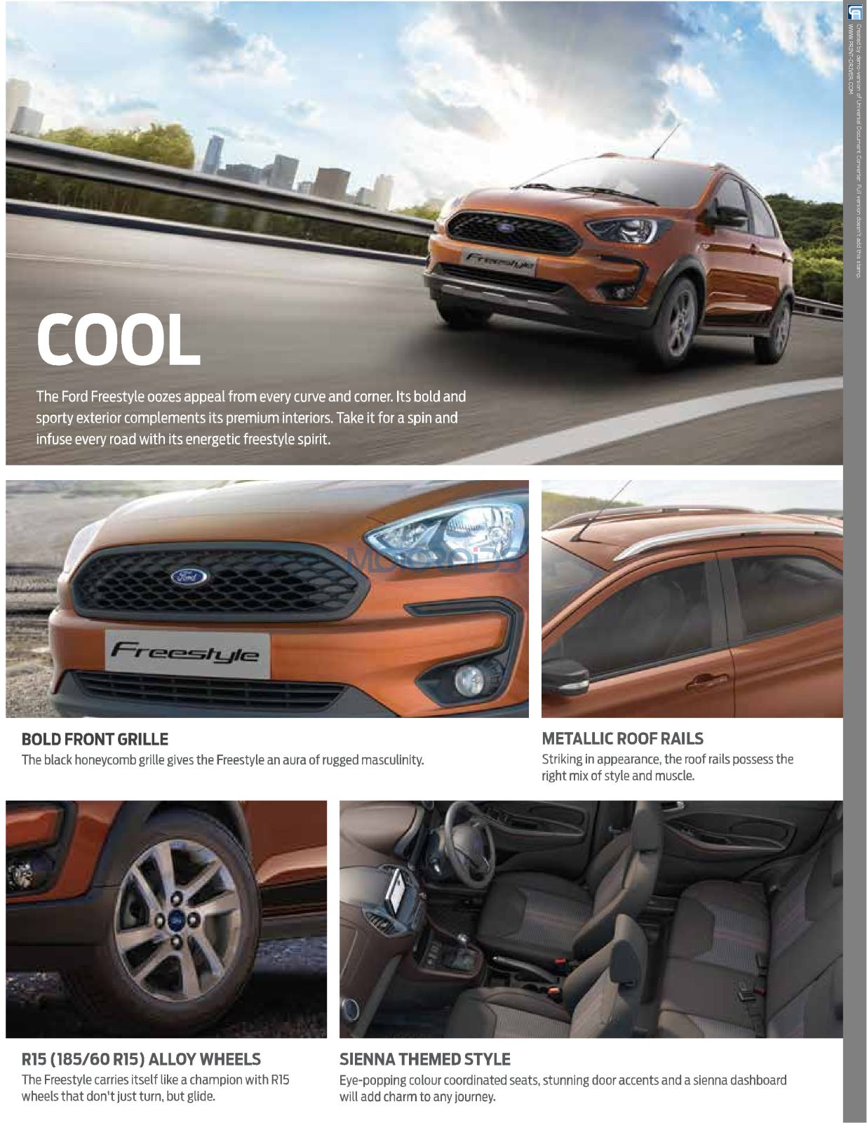 Ford Freestyle Brochure (5)