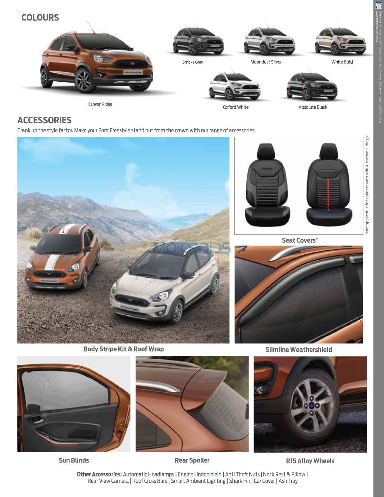 Ford Freestyle Brochure (8)