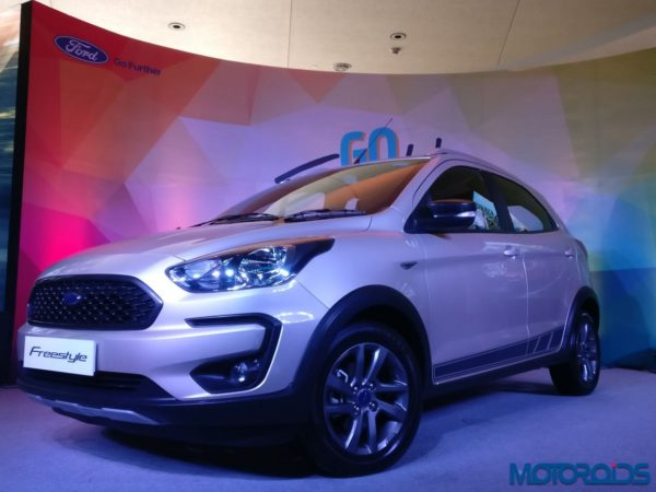 Ford Freestyle India Launch (1)