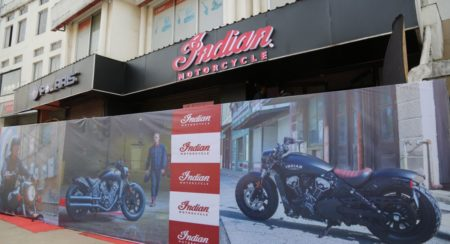 Indian Motorcycle Riders Stop in Guwahati (1)