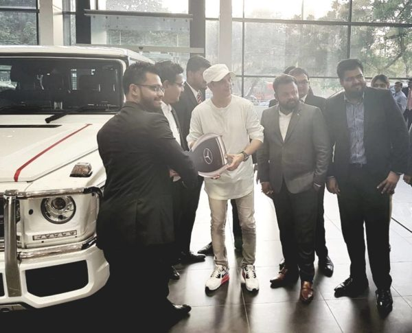 Jimmy Sheirgill gets a Mercedes Benz G63 AMG (3)