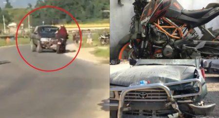 KTM 390 Duke Crash In Nepal - Feature Image (1)