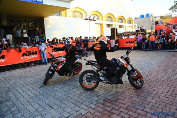 KTM India To Organise Stunt Show in Delhi On April 20 (4)