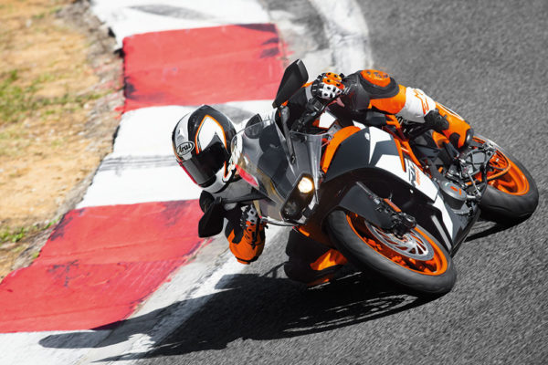 KTM RC390 – Official Image