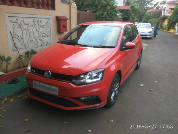 Kiirus Tuned Volkswagen Polo GTi Puts Out 240HP (3)