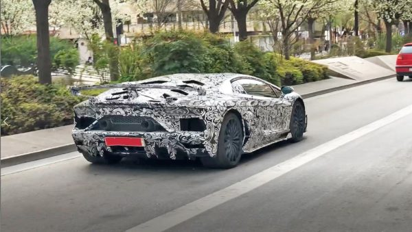 Lamborghini Aventador SV Jota 3