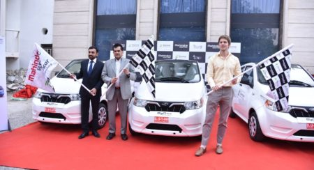 Mahindra Electric And Zoomcar Join Hands To Offer Self-Drive EVs On Rent In Delhi (1)