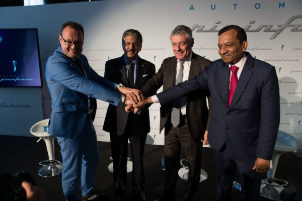 Mahindra Introduces Luxury Electric Vehicle Brand – Automobili Pininfarina (2)