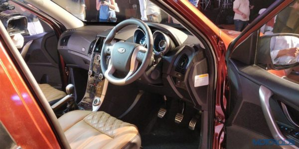 Mahindra XUV500 India Launch – Images (4)