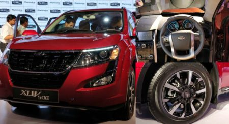 Mahindra XUV500 Launch - Feature Image