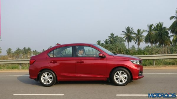 New 2018 Honda Amaze Review Action Shots (1)