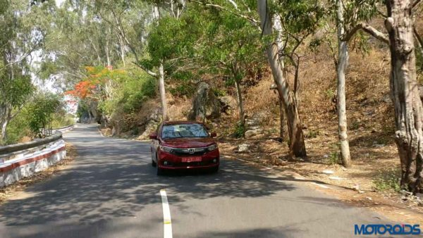 New 2018 Honda Amaze Review Action Shots (3)