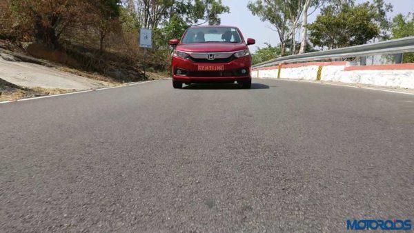 New 2018 Honda Amaze Review Action Shots (4)