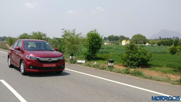 New 2018 Honda Amaze Review Action Shots (6)