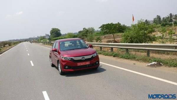 New 2018 Honda Amaze Review Action Shots (7)