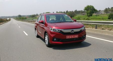 All New Honda Amaze Achieves 30,000 Sales In Just Three Months Since Launch
