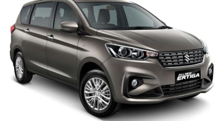 Maruti Suzuki Ertiga to Get the Petrol Engine from the Ciaz, Diesel Remains Unchanged