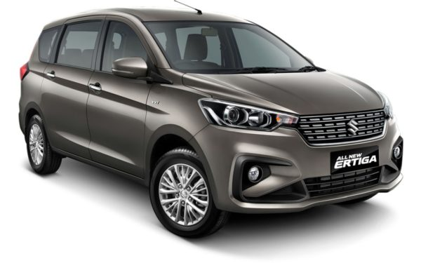 New 2018 Suzuki Ertiga (1)