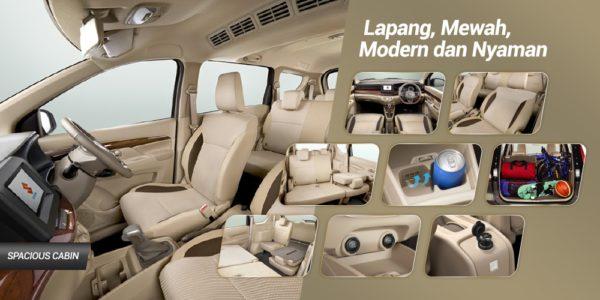 New 2018 Suzuki Ertiga Interior Features (2)