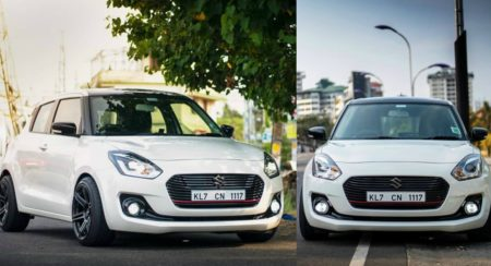 New 2018 Maruti Swift Gets A Subtle, Yet Appealing Upgrade