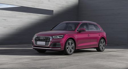 New Audi Q5L Unveiled At The Beijing Motor Show