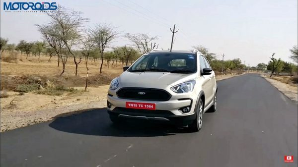 New Ford Freestyle Review (2)