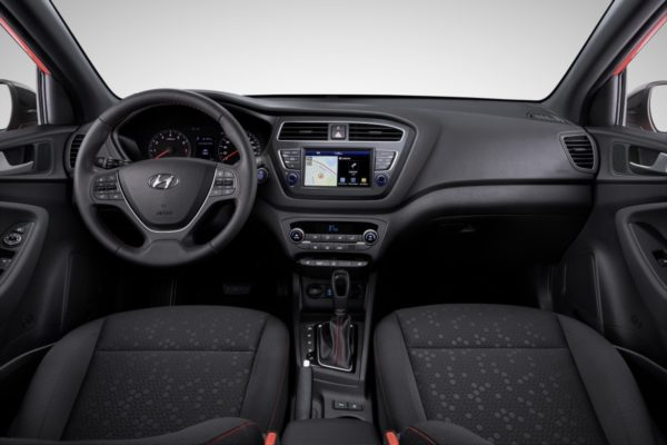 New Hyundai i20 Interior (1)