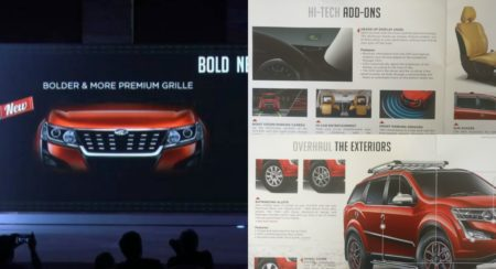 New Mahindra XUV500 Accessories - Feature Image