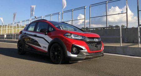 One-Off Honda WR-V Turbo Surfaces In Brazil