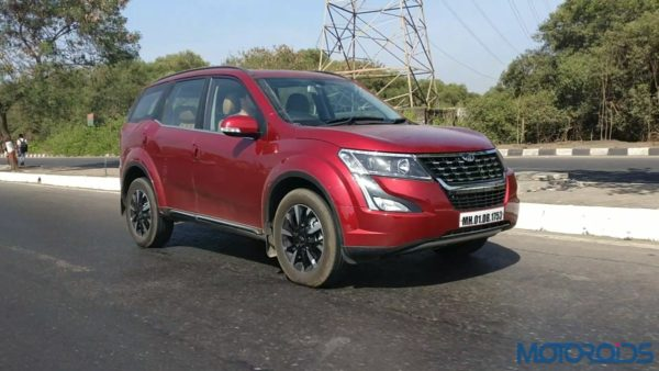 Plush New Mahindra XUV500 (Facelift) Review (2)