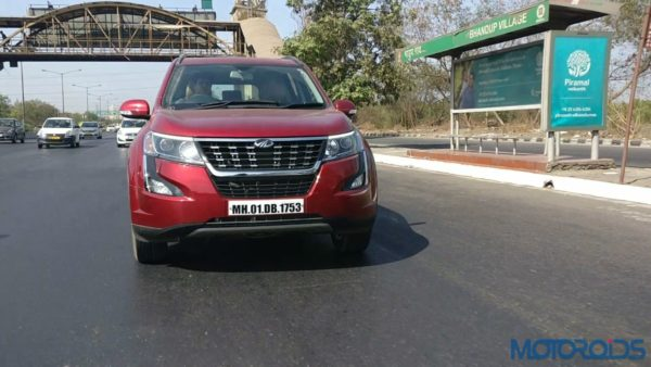 Plush New Mahindra XUV500 (Facelift) Review (3)