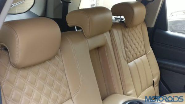 Plush New Mahindra XUV500 (Facelift) Review (43)