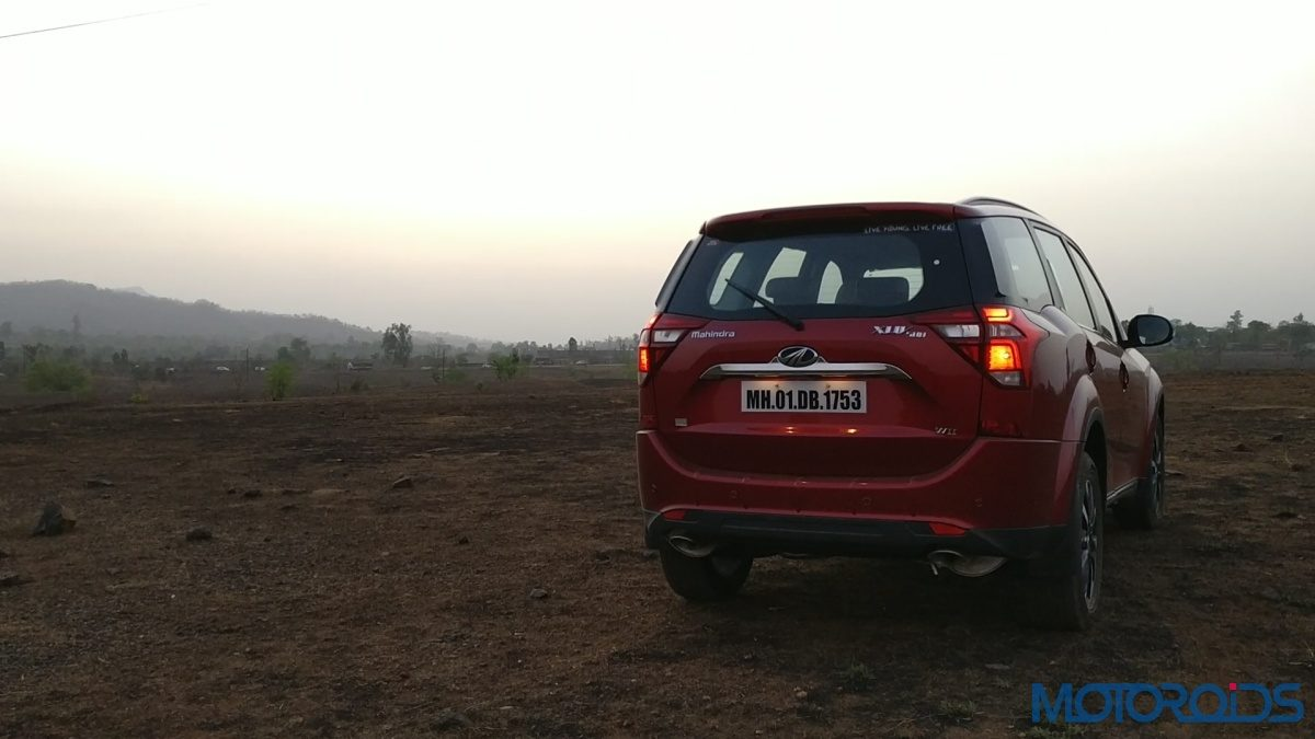 Plush New Mahindra XUV500 (Facelift) Review (56)