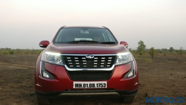 Plush New Mahindra XUV500 (Facelift) Review (59)
