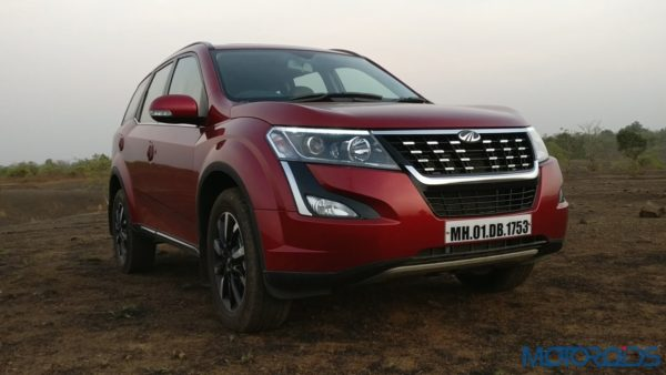 Plush New Mahindra XUV500 (Facelift) Review (60)
