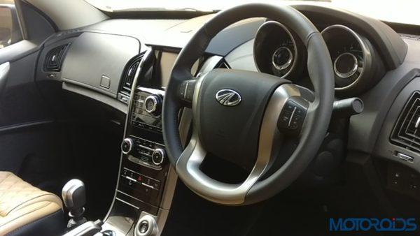 Plush New Mahindra XUV500 (Facelift) Review (76)