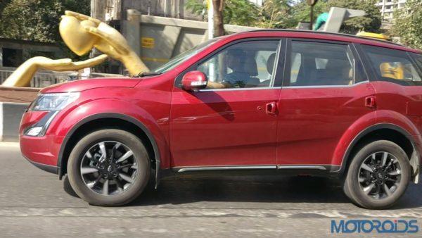 Plush New Mahindra XUV500 (Facelift) Review (79)