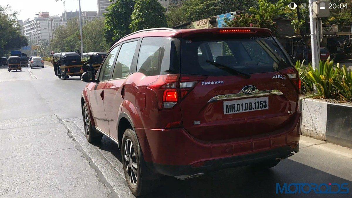 Plush New Mahindra XUV500 (Facelift) Review (81)