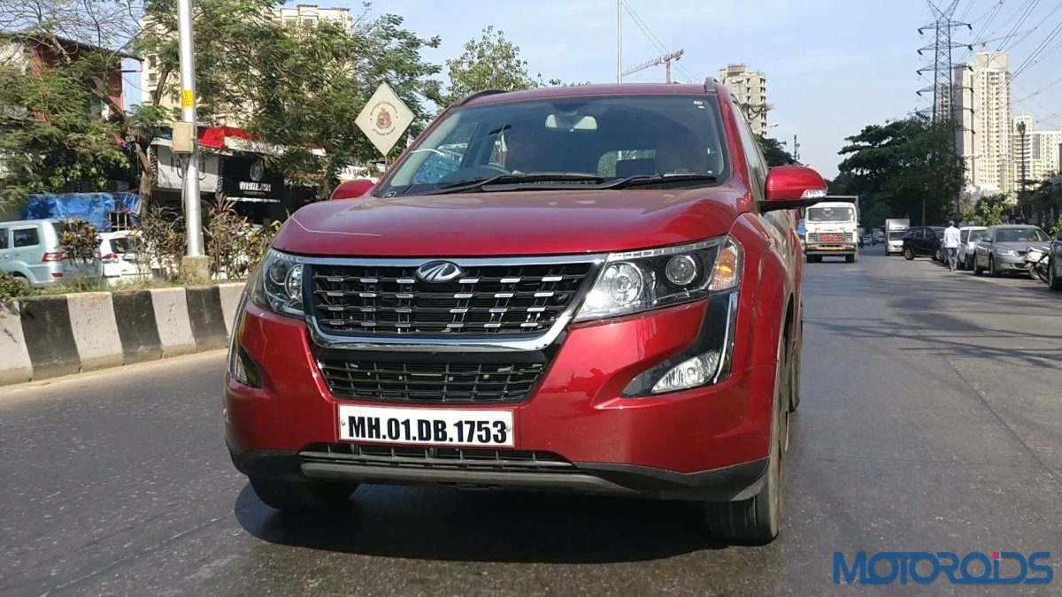Plush New Mahindra XUV500 (Facelift) Review (83)