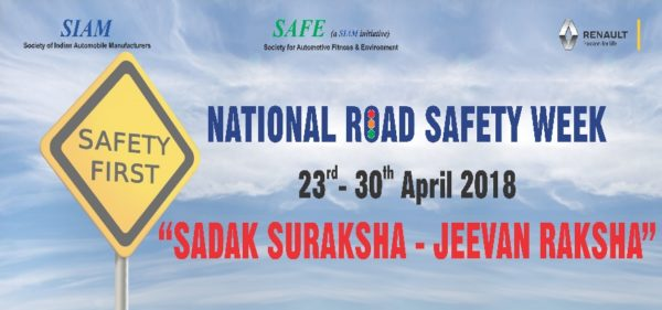 Renault India – National Road Safety Week