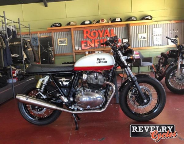 Royal Enfield Interceptor INT 650 – Royal Enfield Sydney (1)