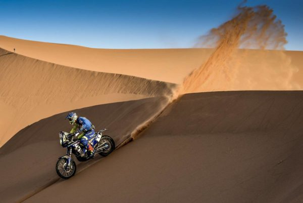 STAGE 2 OF THE MERZOUGA RALLY 2018 – TVS Racing (4)