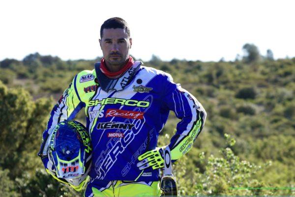 Sherco TVS Factory Rally team – Joan Pedrero