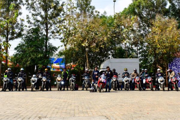 TVS Concludes First Apache Owners Group South chapter (2)